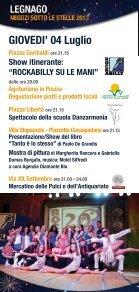 Programma LEGNAGO SOTTO LE STELLE 2013 - Crediveneto - Page 4