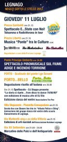 Programma LEGNAGO SOTTO LE STELLE 2013 - Crediveneto - Page 6