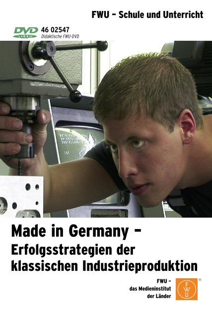 Made in Germany –