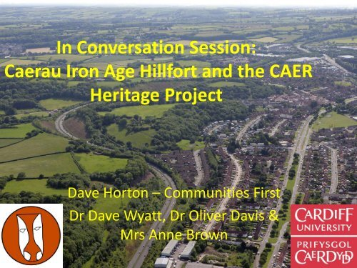 Research for Community Heritage - National Co-ordinating Centre ...