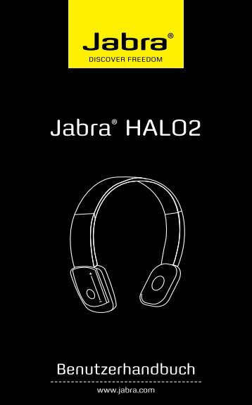 Jabra® HALO2 - Globe Systems ApS