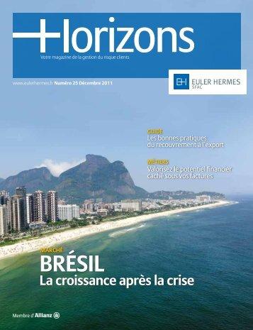 Brésil - Euler Hermes