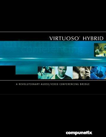 VIRTUOSO Hybrid Broch 2001.indd - Compunetix