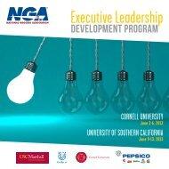 Executive Leadership - National Grocers Association