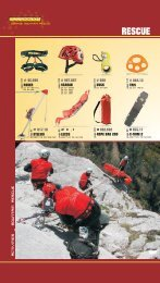 Mountain Rescue / Soccorso in Montagna illustrations - Kong