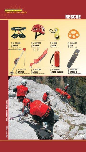 Mountain Rescue / Soccorso in Montagna illustrations - Kong