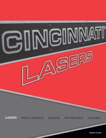 Cincinnati Laser Brochure.pdf - Cincinnati Incorporated