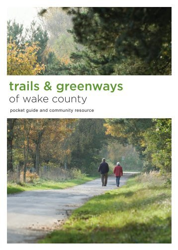 trails & greenways - Wake County Government