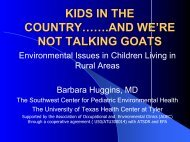 kids in the country…….and we're not talking goats - Southwest ...