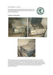 Registro Ricambio - June - Alfa Romeo Owners Club