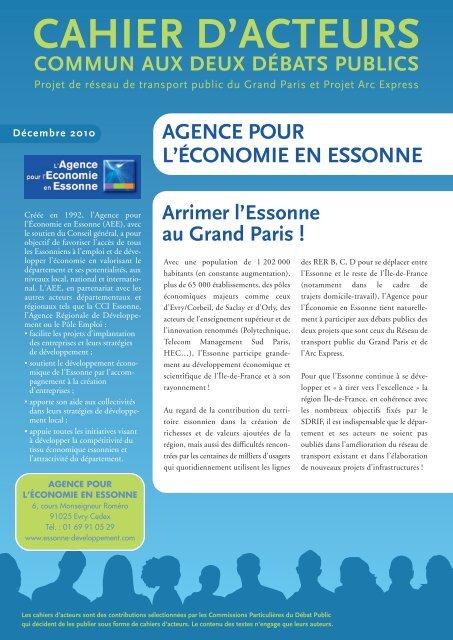 Télécharger le document - Arc Express