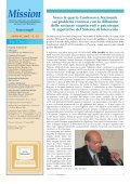 13/2005 Sommario Mission - FeDerSerd - Page 2
