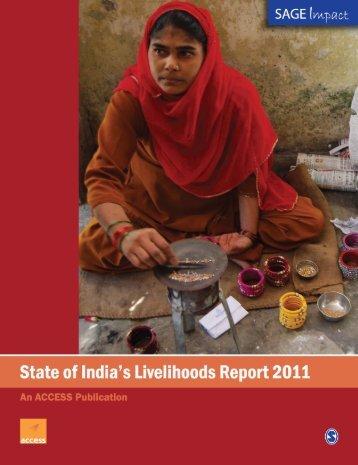 SOIL Report 2011 - ACCESS Development Services