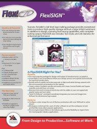 Flexisign pro 85 portable