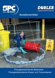 bindende Kissen und Tonnendeckel - Dobler GmbH Dobler GmbH