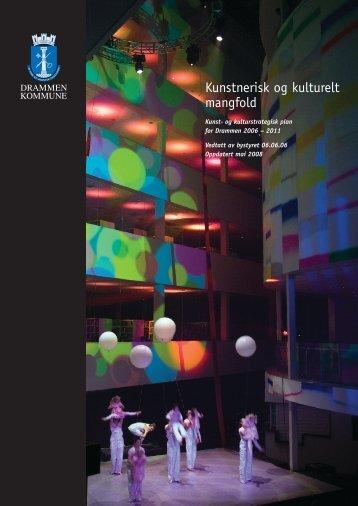 Kunst og kulturstrategi - Drammen kommune