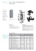 Electric Strikes - ASSA ABLOY - Page 3