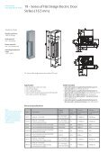 Electric Strikes - ASSA ABLOY - Page 6