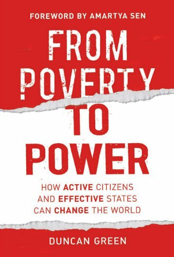 From poverty to power - Oxfam-Québec