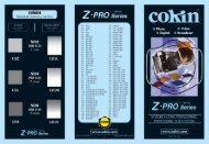 Z-Pro Series Leaflet - Wex Photographic