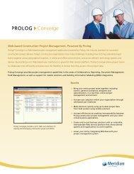 Web-based Construction Project Management ... - Kelar Pacific