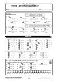NSM 8 Student CD/Foundation Worksheet 10 - Pearson Australia ... - Page 2