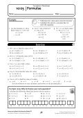 NSM 8 Student CD/Foundation Worksheet 10 - Pearson Australia ... - Page 5