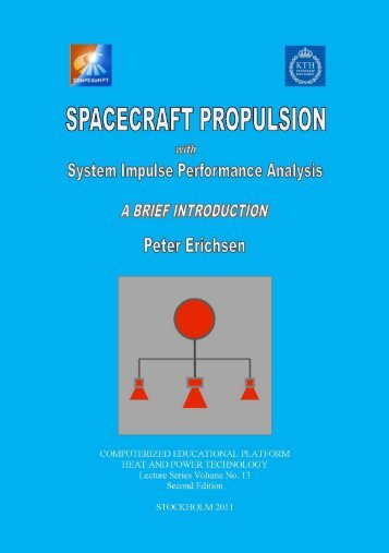 SPACECRAFT PROPULSION - KTH