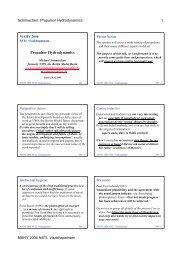 Presentation - Michael Schmiechen, Berlin: Homepage - T-Online