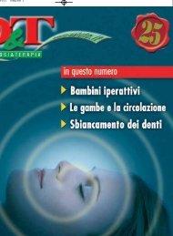 Scarica la rivista in pdf - Diagnosi e Terapia