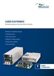 Laser eLectronics - AMS Technologies