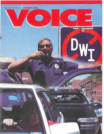 tcdla - Voice For The Defense Online