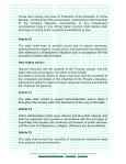 Unofficial English Eranslation of Tunisian Constitution - Page 6