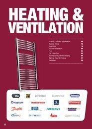 Heating & Ventilation - City Plumbing Supplies