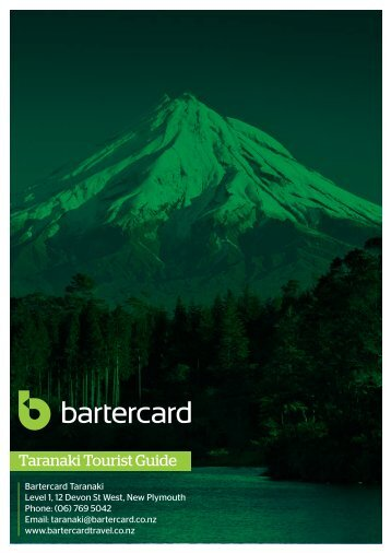 in New Zealand - Bartercard Travel