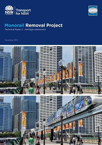 Technical Paper 2 – Heritage Assessment - Transport for NSW ...