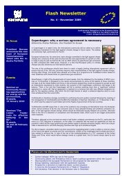 Flash Newsletter No. 4 - November 2009 - Confindustria