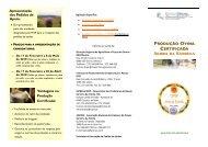 Produção Ovina Certificada Serra da Estrela - DRAP Centro