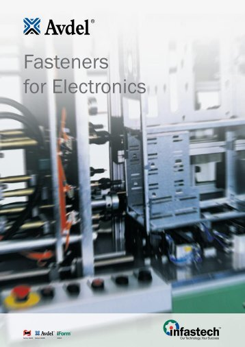 Fasteners for Electronics - Avdel Global