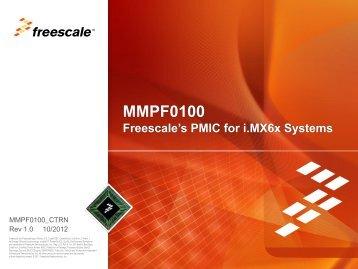 PF0100 - Freescale