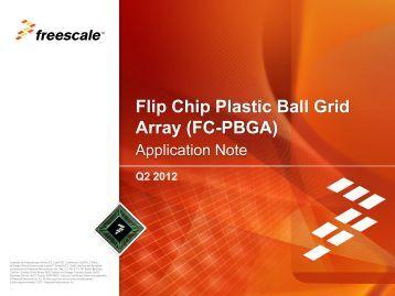 FC-PBGA - Freescale