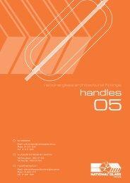 Handles - National Glass