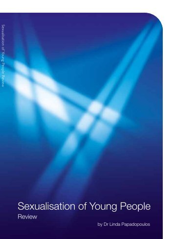 Sexualisation of young people review - Digital Education Resource ...