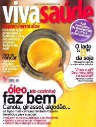 Revista Viva Saúde – 03/2008