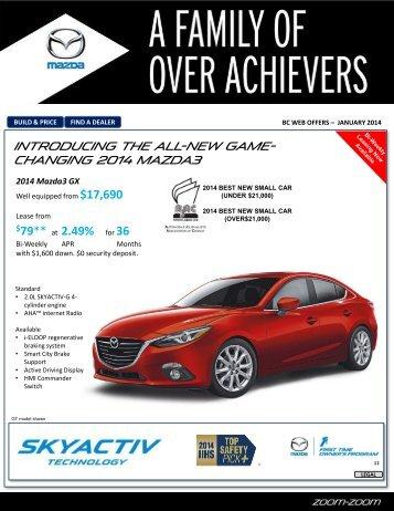 84 - Mazda Canada