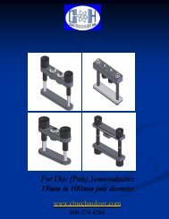 Bar and Box Clamps - Grand Power