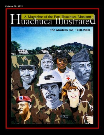 Fort Huachuca - U.S. Army