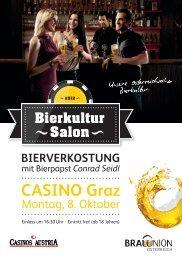 Bierkultur Salon - Casinos Austria