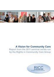 RICC report 2011 - Law Centre NI