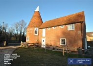 the oast house stocks green road hildenborough sevenoaks ... - ISSL